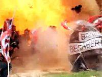 İşte Suruç'taki patlama anı görüntüleri