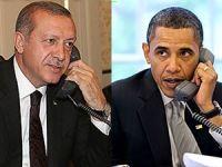 Obama'dan Erdoğan'a Suruç telefonu