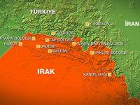 Türk jetleri PKK kamplarını vurdu