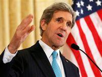 Kerry: Suriye krizinin müzakere yoluyla çözümünden yanayız