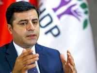 Demirtaş: Hükümete de, PKK'ye de dur diyoruz