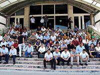 13 YPG'linin cenazesi için oturma eylemi başlatıldı
