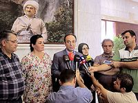 HDP Zergele heyeti Barzani ile görüşecek
