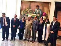 Barzani HDP heyetiyle görüştü