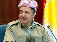 Mesud Barzani'nin görev süresi uzatıldı
