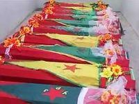 23 YPG/YPJ'linin cenazesi 10 gündür bekletiliyor