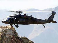 Şırnak'ta Helikopter'e saldırı: 1 asker hayatını kaybetti