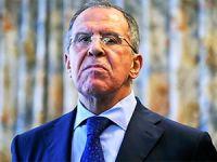Lavrov: Rusya, Suriye'nin düşmesine izin veremez