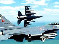 PKK hedeflerine 2 ayrı hava harekatı