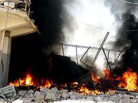 Qamişlo'da şiddetli patlama: Ölü ve yaralılar var