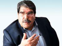 PYD lideri Müslim: Suriye'den ayrılmayı düşünmüyoruz
