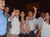 Nusaybin'de eşbaşkanlar serbest bırakıldı