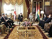 Barzani: Sorunlarımızı demokrasiyle çözeceğiz