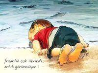 Baba, Kobani'ye gömmek istiyor