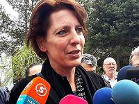 Hollandalı gazeteci Frederike Geerdink gözaltına alındı