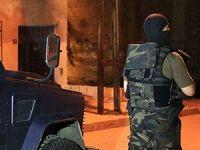 İstanbul'da operasyon: 5 gözaltı
