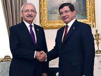 Davutoğlu ile Kılıçdaroğlu bugün bir araya geliyor
