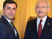Kılıçdaroğlu'ndan Demirtaş'a geçmiş olsun telefonu