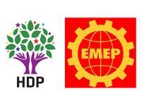 HDP ile EMEP seçimde birlikte hareket edecek