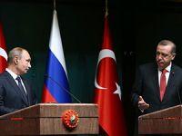 Erdoğan ve Putin'in gündemi Suriye
