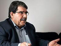 PYD Eşbaşkanı Salih Müslim Hewler'de