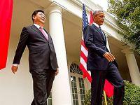 Obama, Çinli lider Şi ile görüştü: 'Farklı düşünüyoruz'
