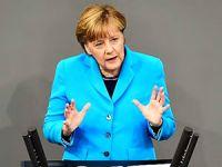 Merkel: 'Uçuşa yasak bölgeyi destekliyorum'