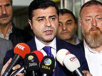 Demirtaş'tan Davutoğlu'na çok sert yanıt