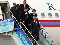 Ermenistan Cumhurbaşkanı Türkiye'de