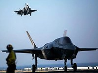 ABD'den ilk F-35  hayalet uçakları İsrail'e