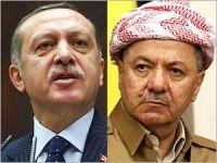 Barzani'den Erdoğan'a tebrik telefonu