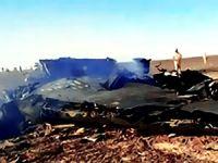 ABD: 'Rus uçağı IŞİD bombasıyla düştü'