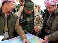 Barzani operasyonun başında