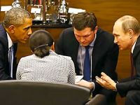 Obama ve Putin'in gayrıresmi Suriye zirvesi