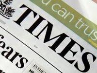 Times: Erdoğan gücünün sınırını kabul etmeli