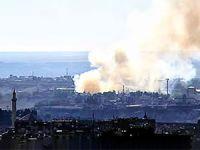 Sur'da çatışmalar şiddetlendi... Dumanlar yükseliyor