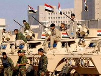 Irak Ordusu'ndan Şengal'e askeri sevkiyat