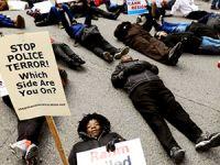 Chicago polisi siyahi iki kişiyi öldürdü