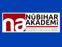 Nûbihar Akademi'nin 3. sayısı çıktı