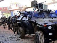 Sur'da 5 mahallede daha 'sokağa çıkma yasağı'