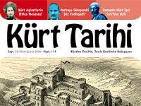 Kürt Tarihi Dergisi'nin 22. sayısı bayilerde