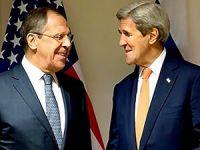 Kerry: Suriye konusunda Lavrov ile anlaştık
