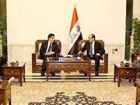 Kürd heyeti Bağdat'ta Maliki ile görüştü