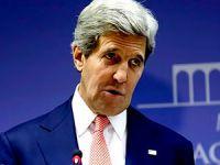Kerry: PYD Fırat'ın doğusuna çekiliyor