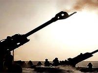 AA: TSK, Fırat'ın doğusunda YPG mevzilerini vurdu