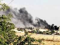 IŞİD Girê Spî (Tel Abyad) ve Siluk'a saldırdı