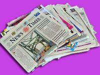 Dünya basınından manşetler