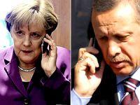 Erdoğan, Merkel'le 'Ermeni Soykırımı tasarısı'nı görüştü