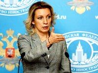 Zaharova: Suriye, Ürdün sınırında kontrolü ele geçirdi