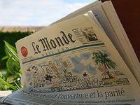 Le Monde'da istifa depremi